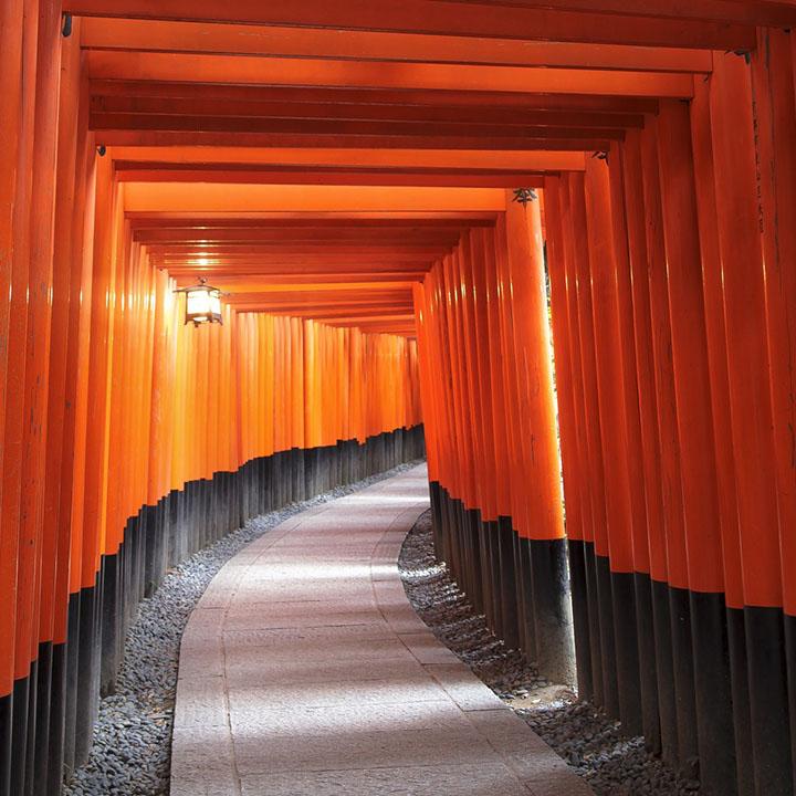 魅力度ランキング2位の京都